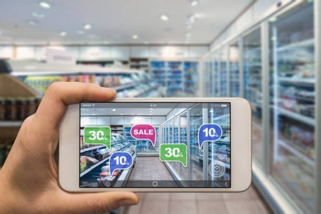 effects of virtual and augmented reality in our society smartphone augmented reality marketing